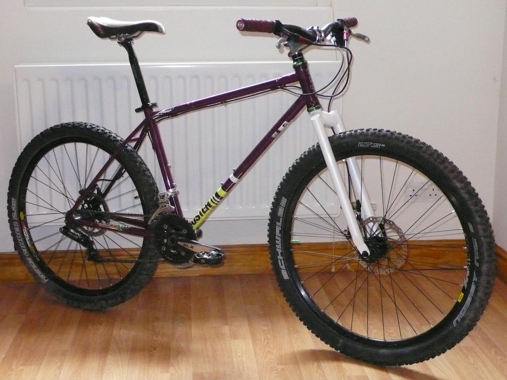For Skinny Teen Mountain Bike 16