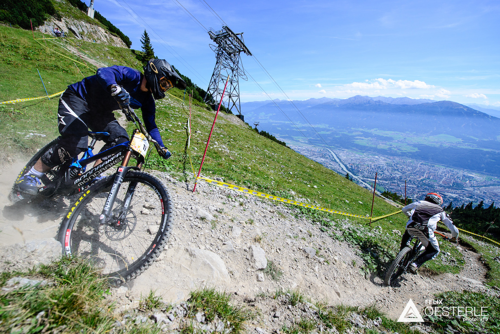 Nordpark Singletrail in Innsbruck / © Trailsolutions