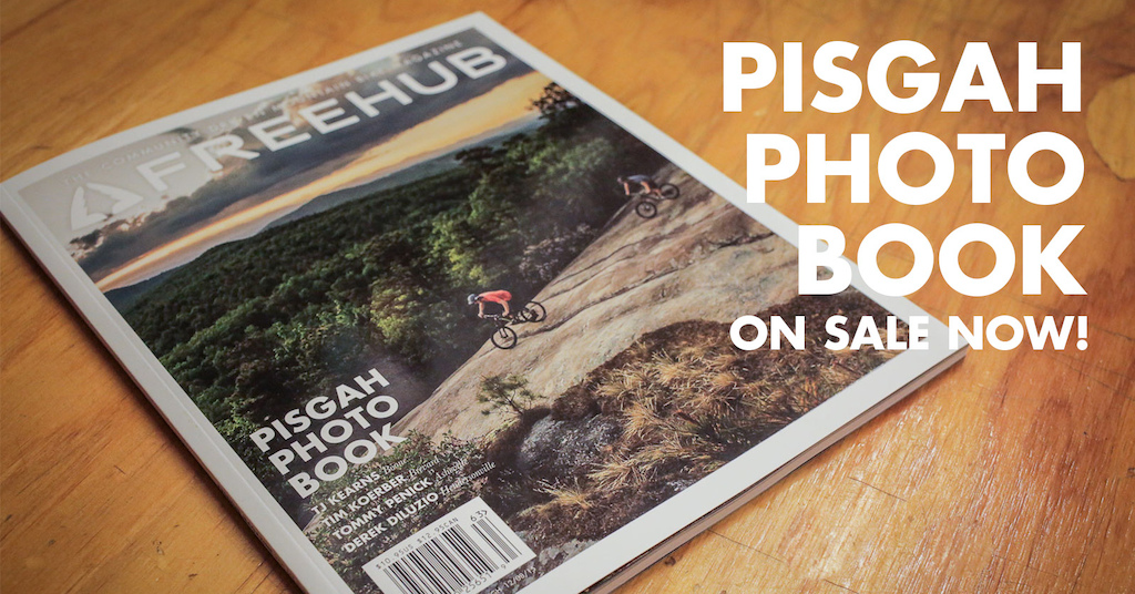 Freehub Magazine Vol. 6.2 - Pisgah Photo Book on sale now