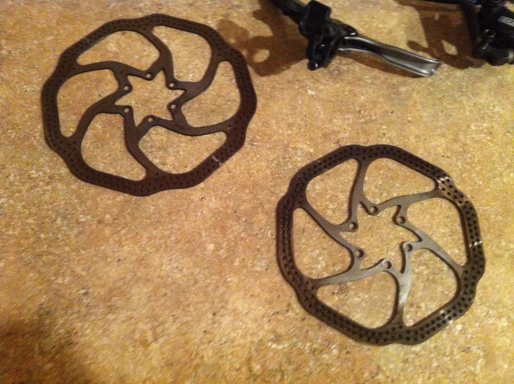 how to set up avid elixir brakes