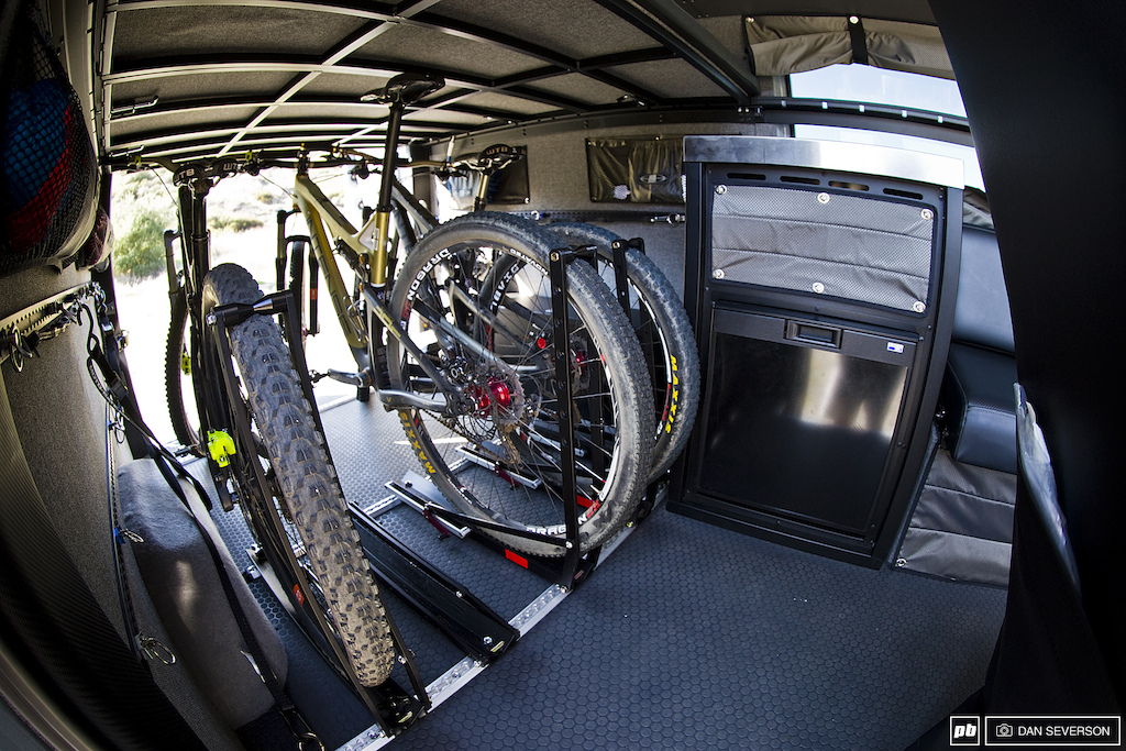 Brian Lopes Custom Sprinter Van Pinkbike