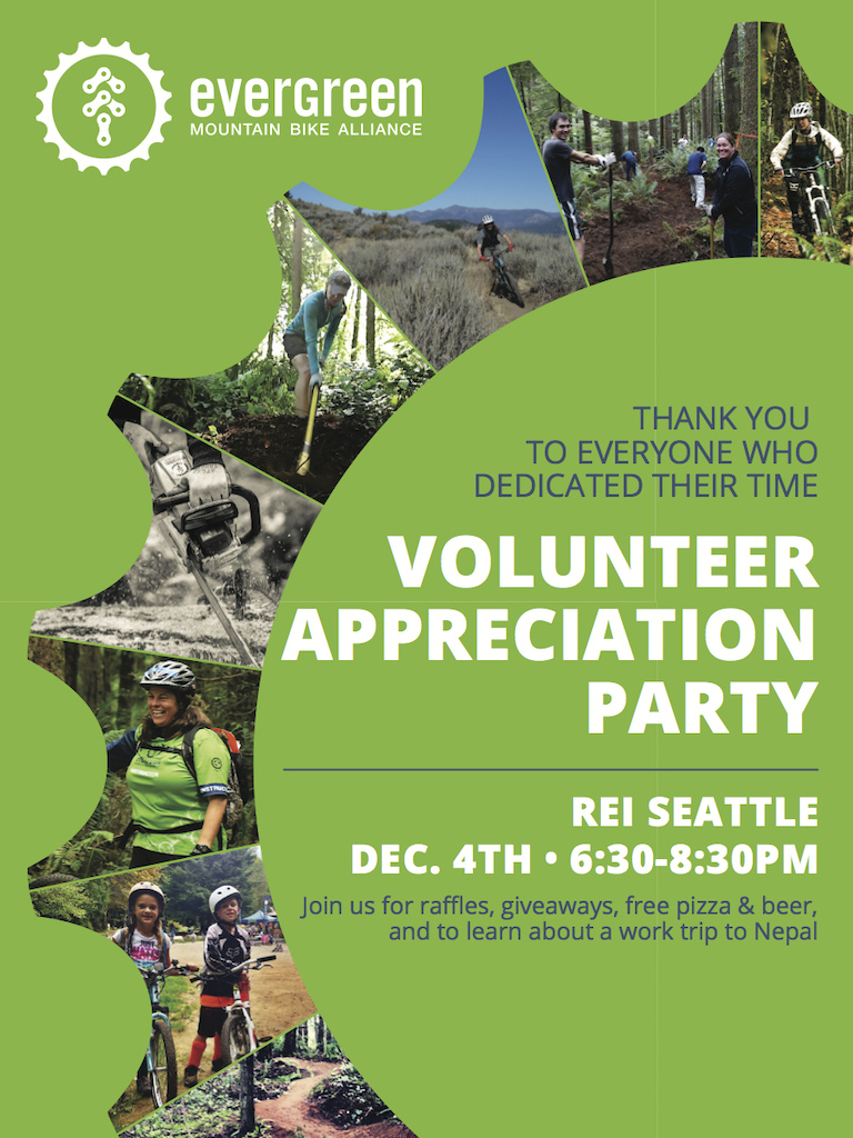 2015 Volunteer Appreciation Party