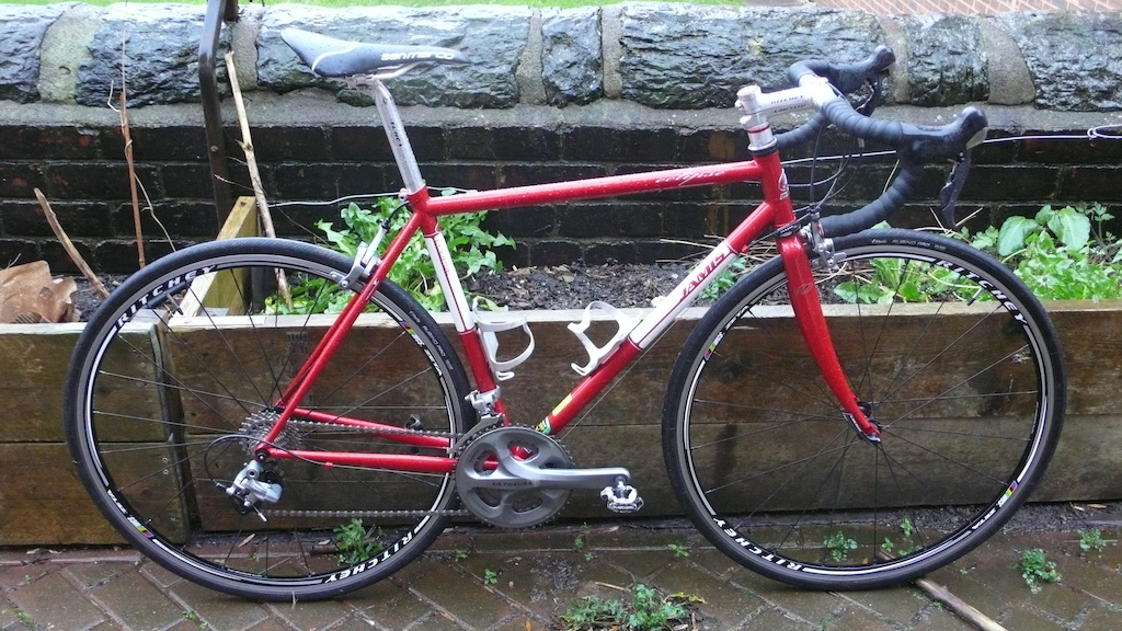 FS or trade: Jamis Eclipse road bike — Reynolds 853 — Full Ultegra ...
