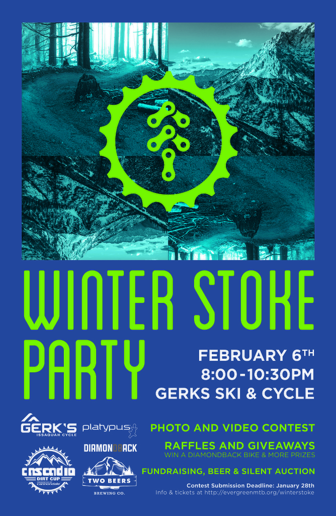 Winter Stoke 2016 Party