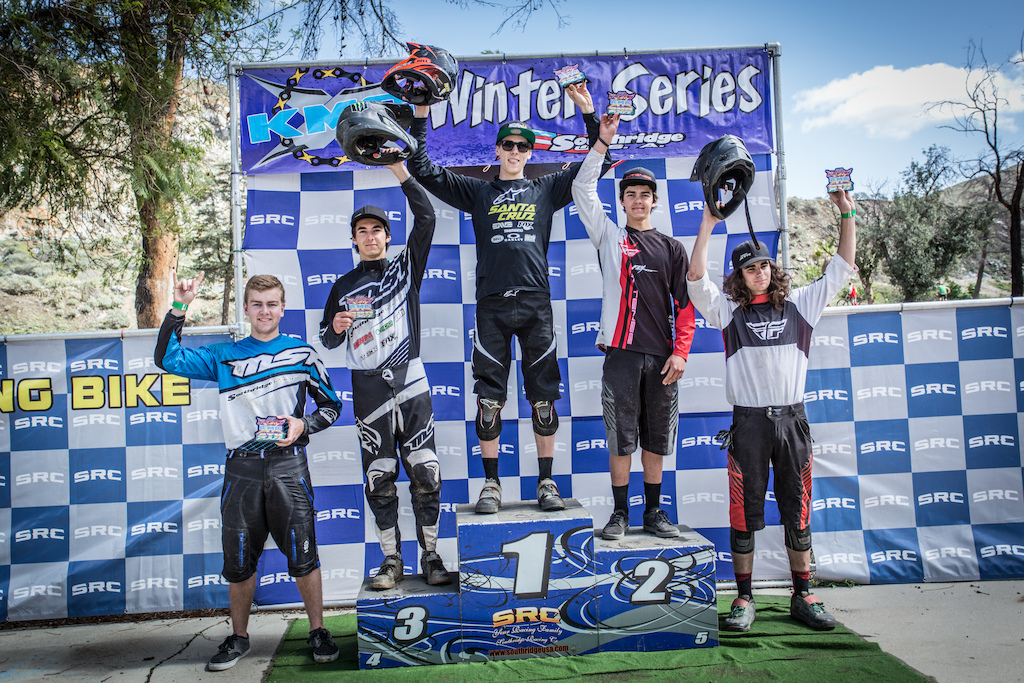 A Fantastic Final In Fontana - Pinkbike