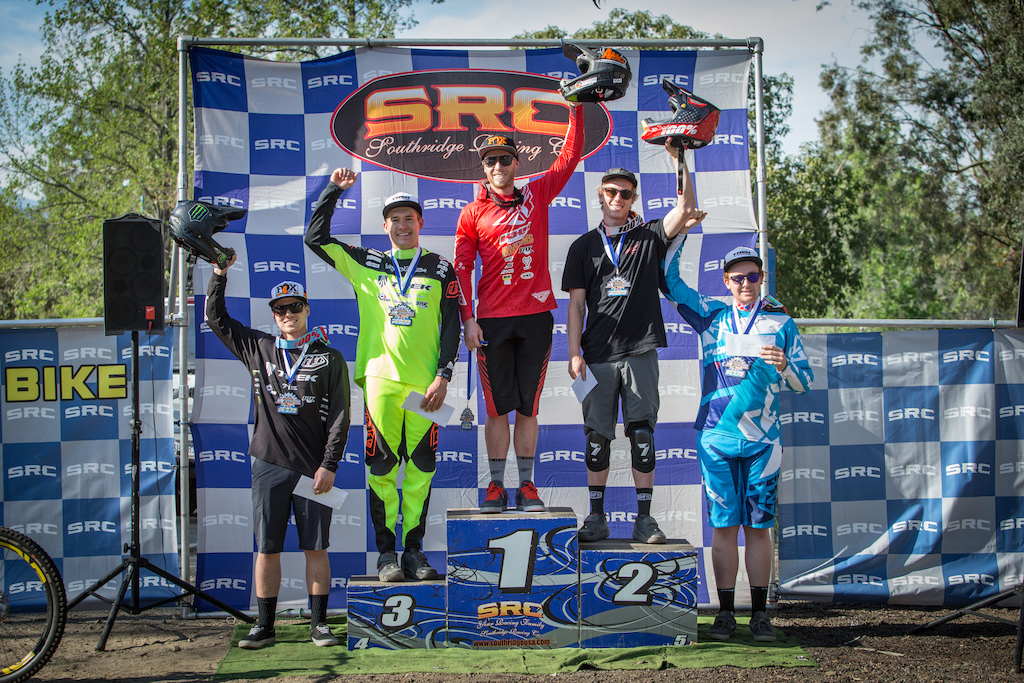 Four Days of Action at Fontana City Nationals - Pinkbike