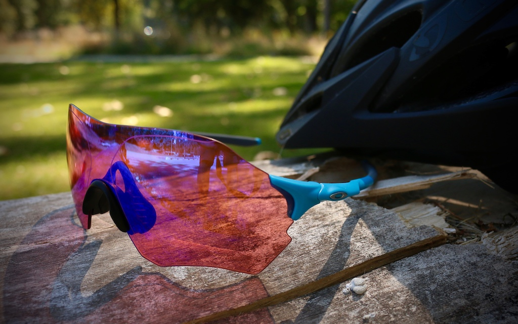 Oakley EVZero Range Prizm Trail - Review