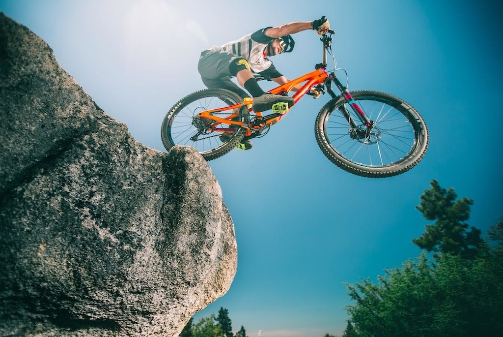 Mountain Bike - Cover