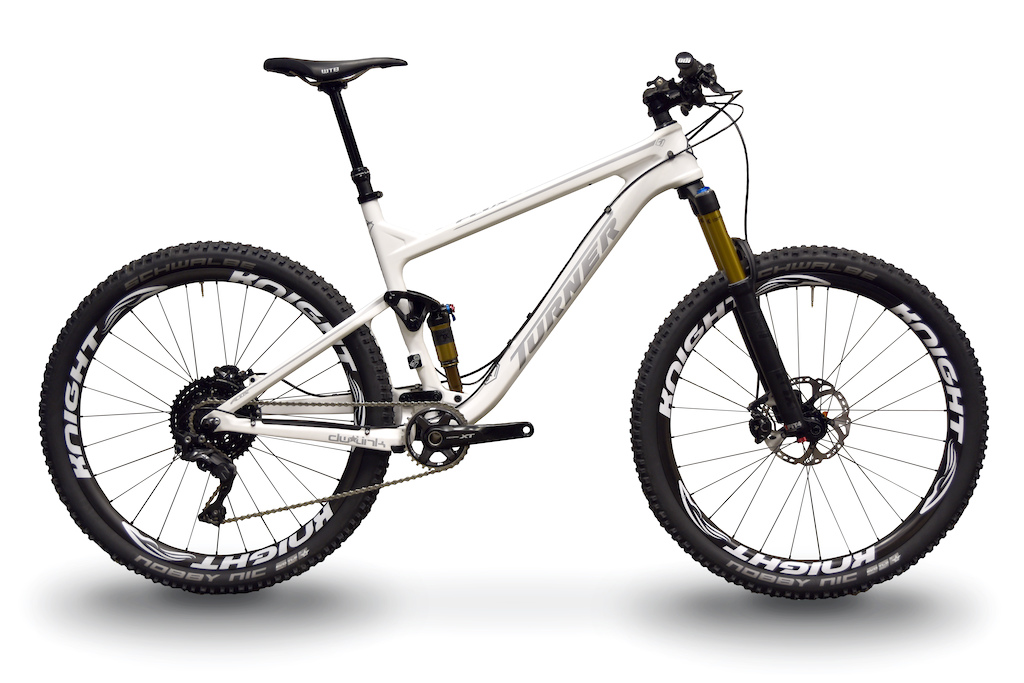 First Look: Turner Flux Carbon – Singletrack Predator