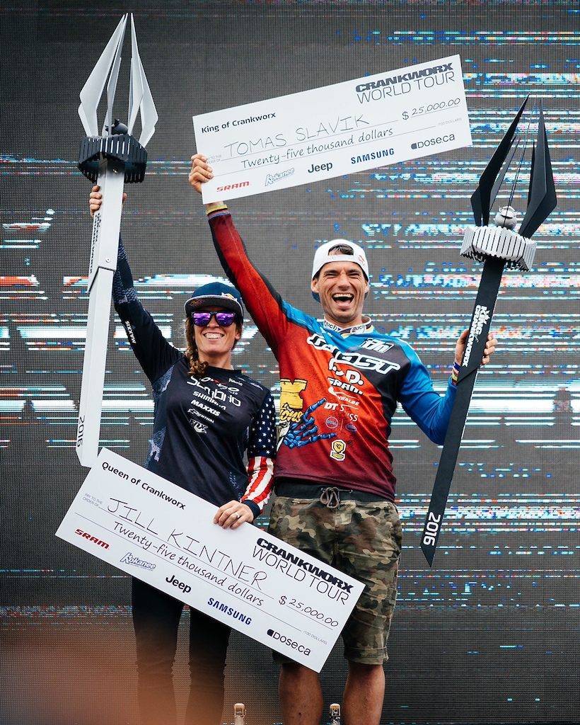 Congratulations Jill: Queen of Crankworx – Video