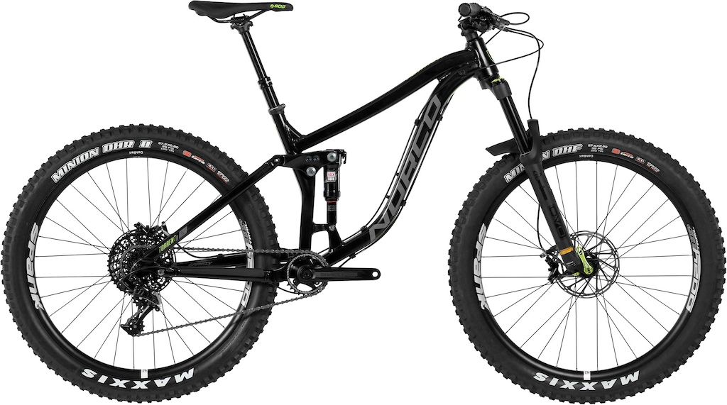 Norco Torrent FS+ – First Look