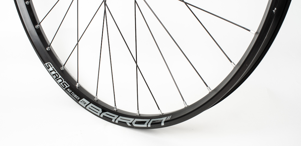 Stans S1 wheelsets - Baron 2017