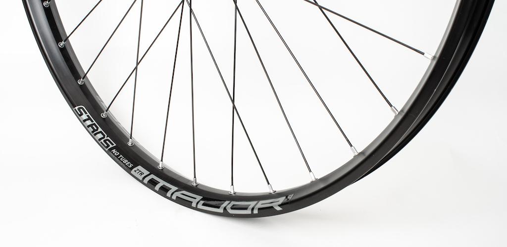Stans S1 wheelsets - Major 2017
