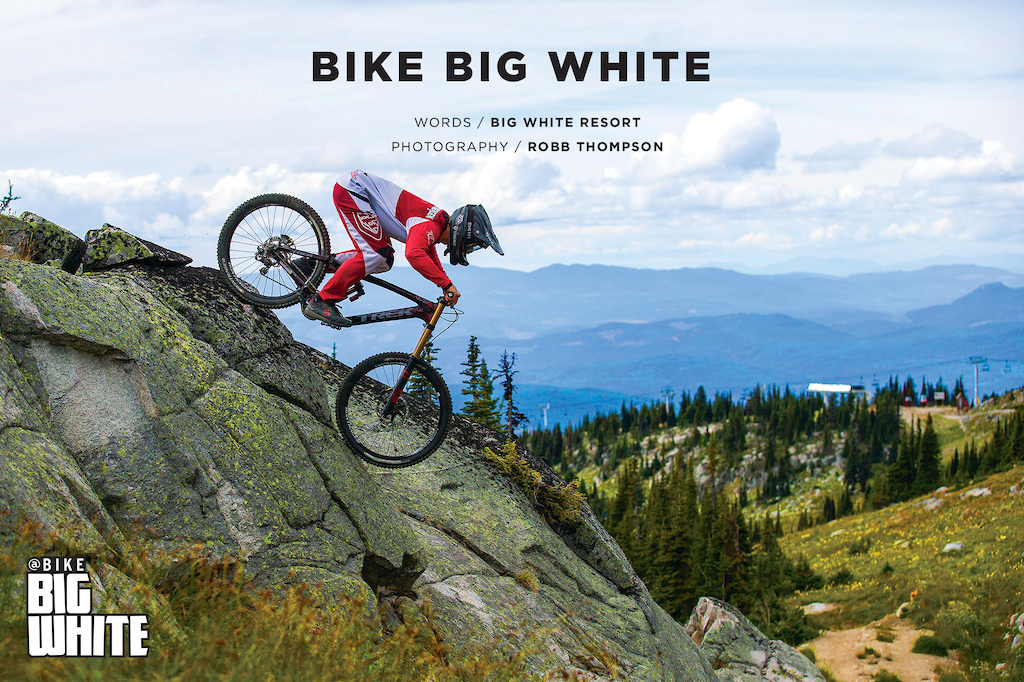 The Big White Bike Park