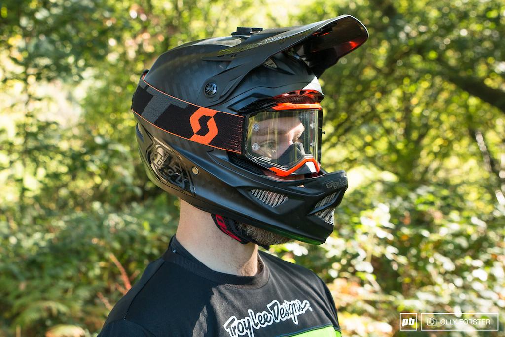 Troy Lee Designs Helmet >> Scott Prospect Goggles - Review - Pinkbike