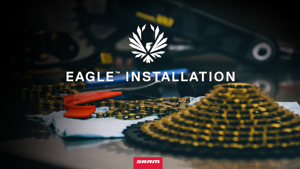 SRAM Tech: Eagle Installation Video