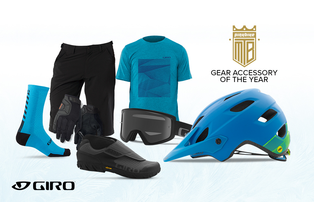 Pinkbike s Advent Calendar 2016 - 17 December - Giro - blog prize