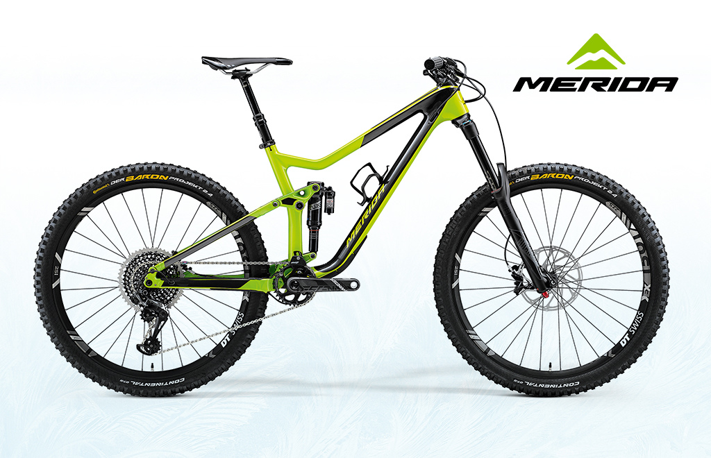 Pinkbike s Advent Calendar 2016 - 24 December - Merida - blog prize
