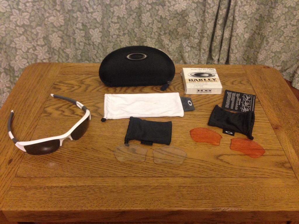 Huge Clear Out Rapha Rs Reverb Oakley Flak Jackets Xt