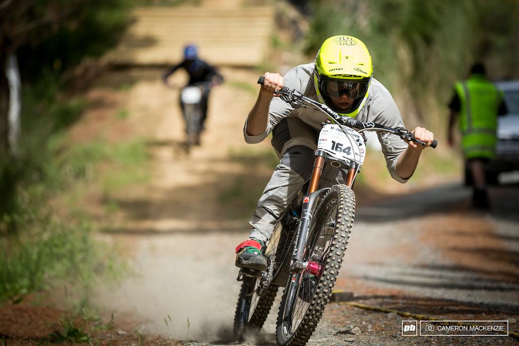 Блог компании Триал-Спорт: GT: Брук МакДональд – победитель третьего этапа NZ Downhill National Cup