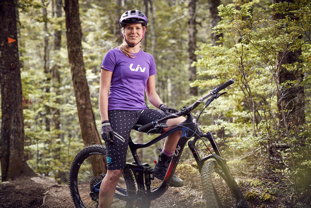Rae Morrison Joins the Liv Global Athlete Roster