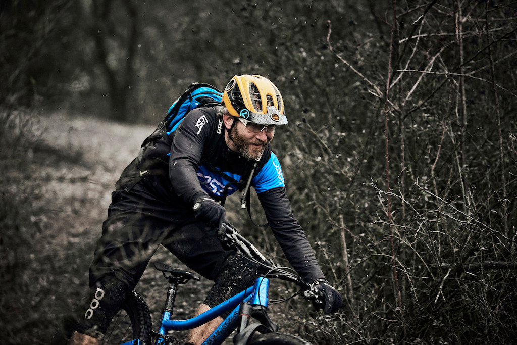 J rg Heydt - LAST Clay trail bike