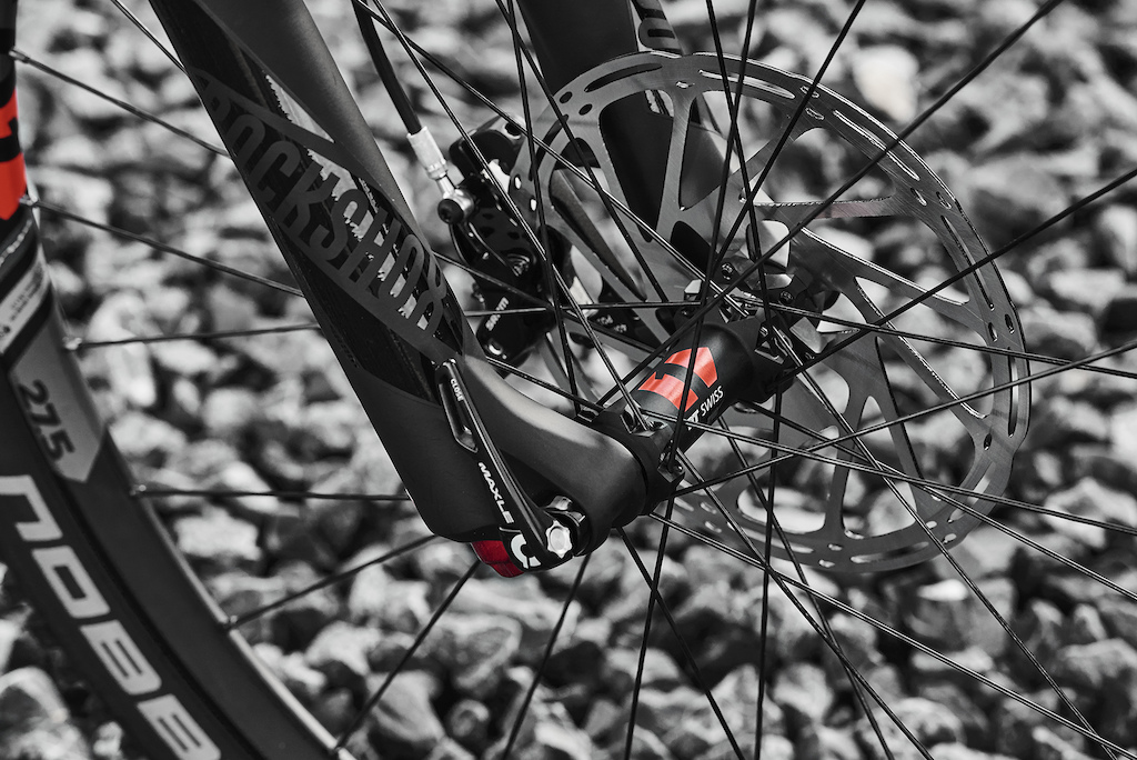 LAST CLAY - disc brake and hub