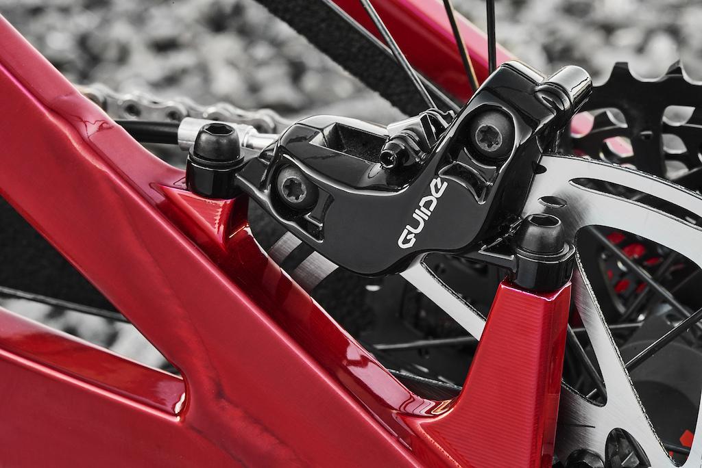 LAST CLAY - brake mount