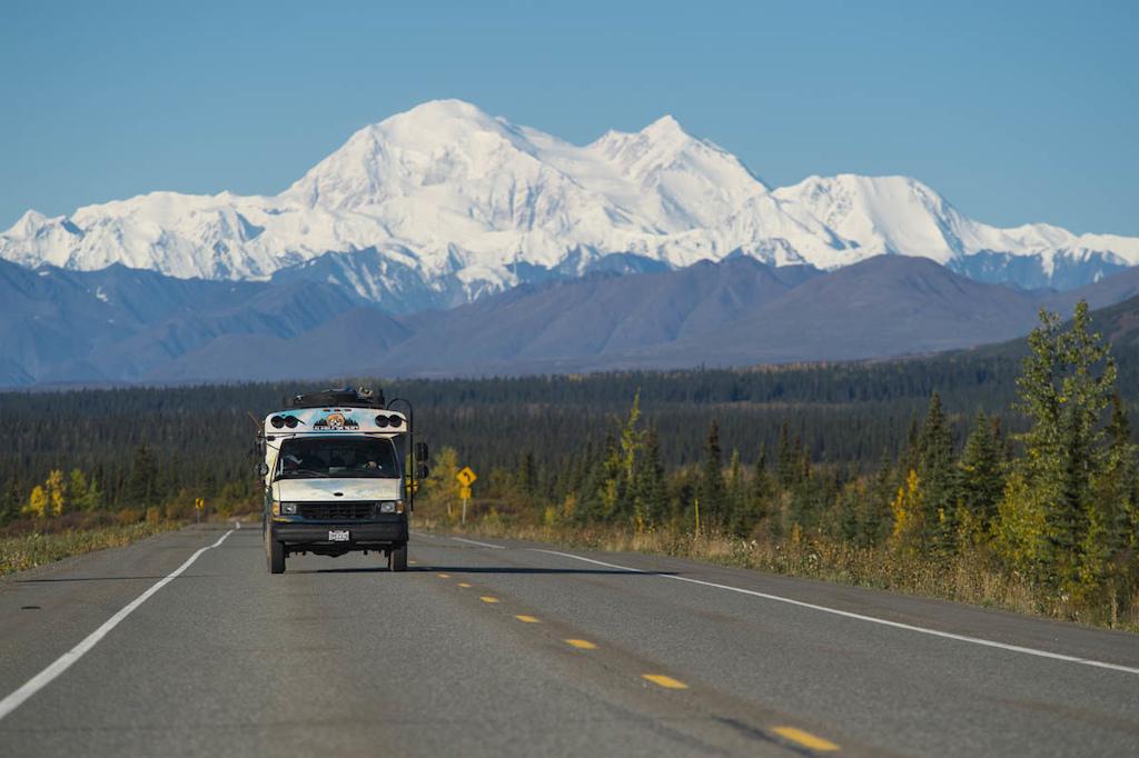 Блог компании Триал-Спорт: Norco: Путешествие Эндрю Тэйлора на Аляску:  катание на дальнем рубеже