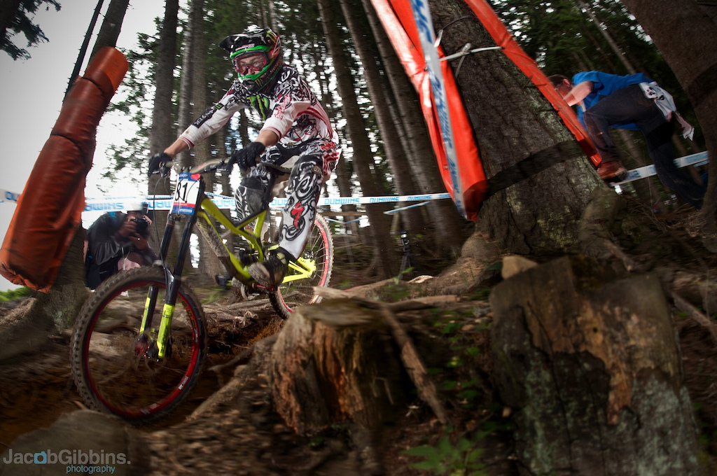 Few of the seconds from the Leogang WC