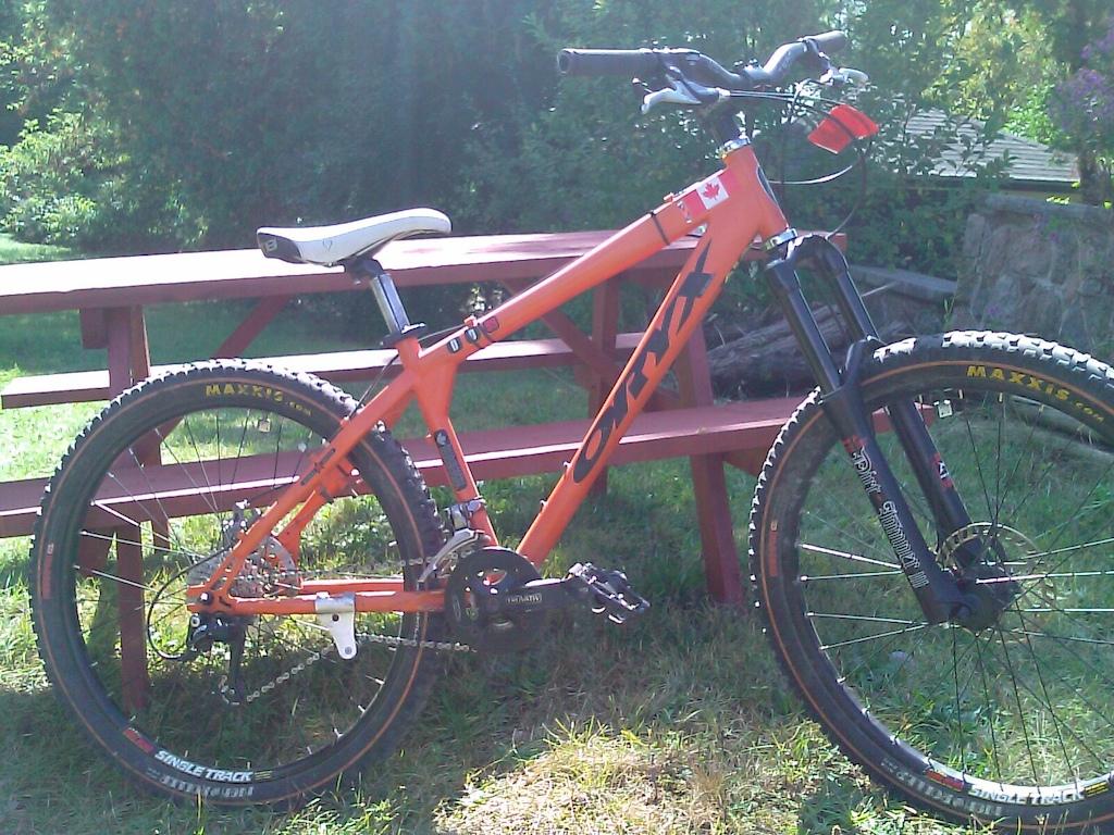 I miss my old bike
