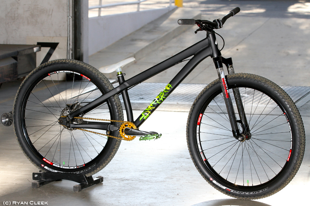 Specialized Pumptrack concept bike. Photo by Ryan Cleek.