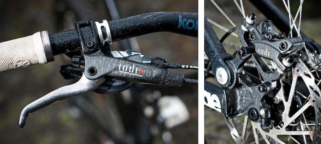 Kona Entourage - Code R brakes