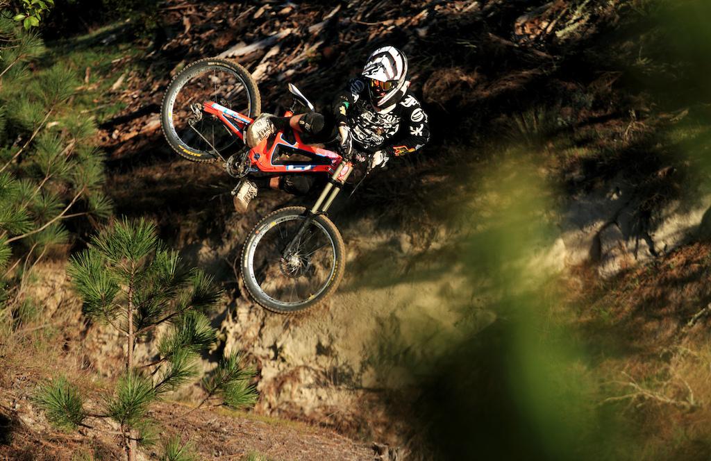 Блог компании Триал-Спорт: GT: Тайлер МаКоул. Увлекающийся крылышками?