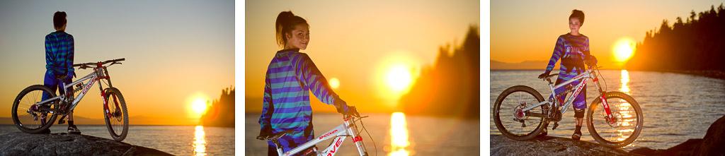 Holly Feniak on the Sunshine Coast