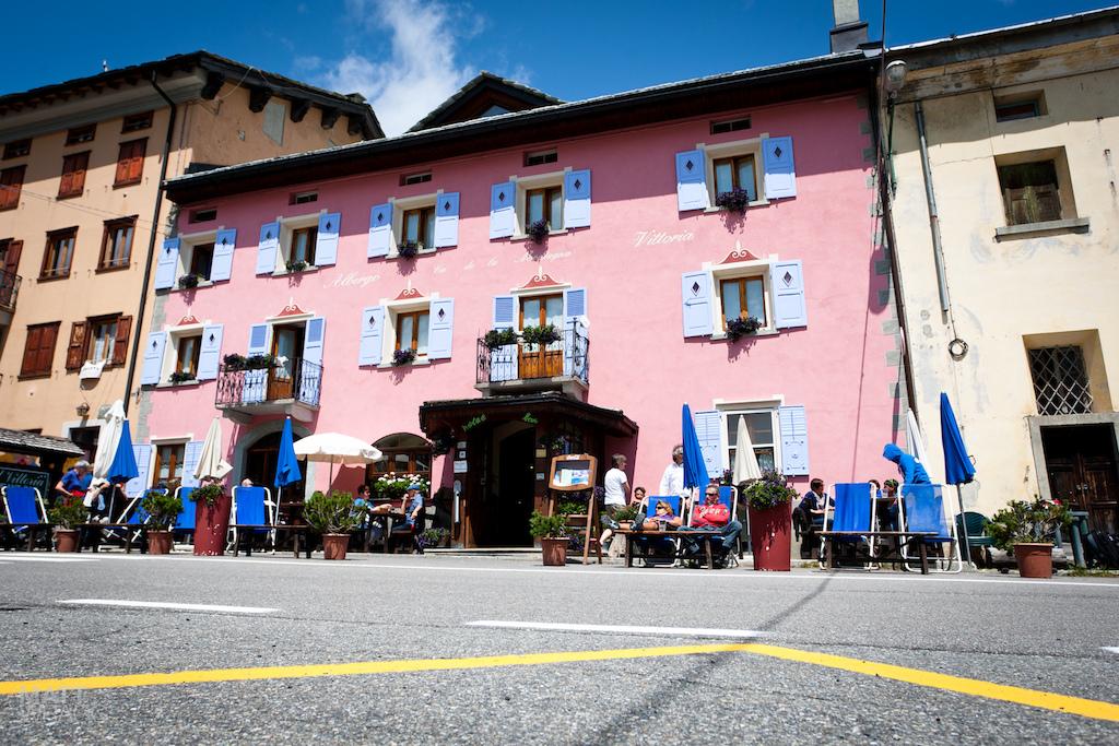 Hotel Vittoria.