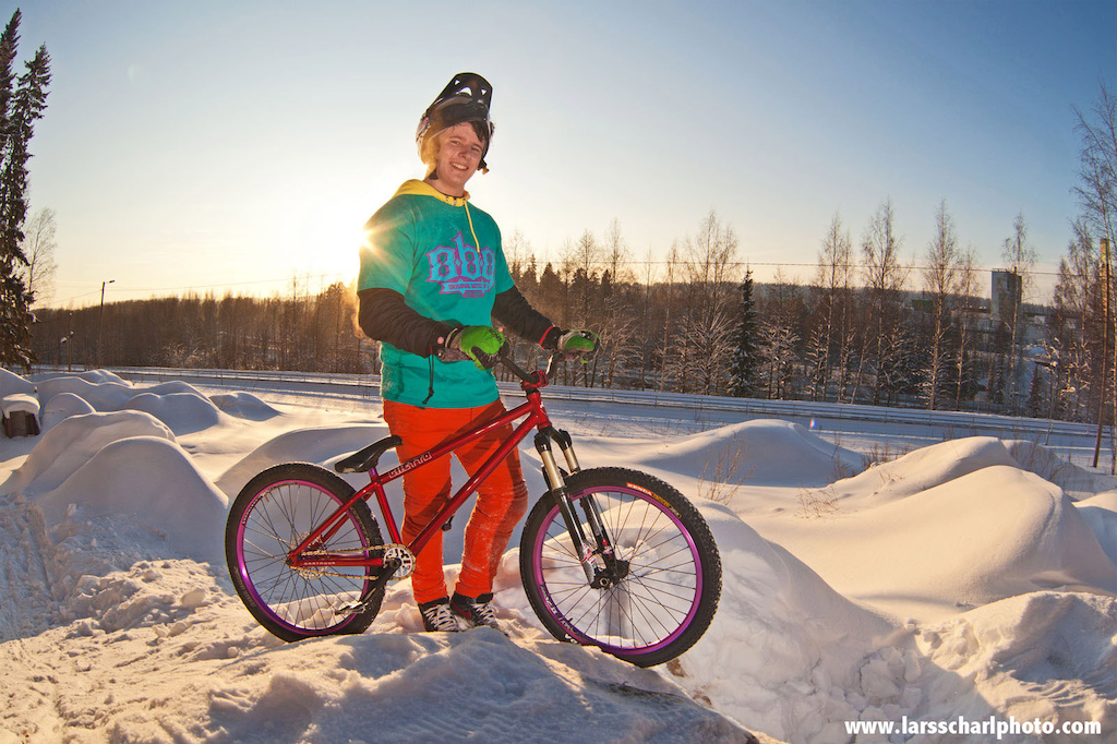 Session with Antti Rissanen c by Lars Scharl