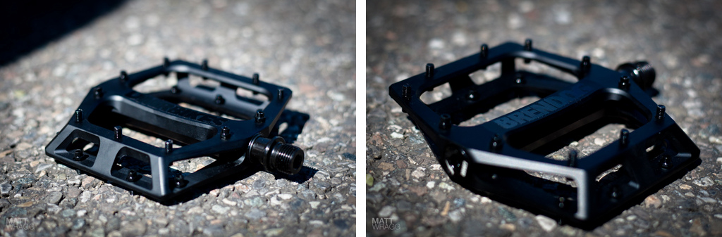 Brendan Fairclough s signature DMR Vault pedal.