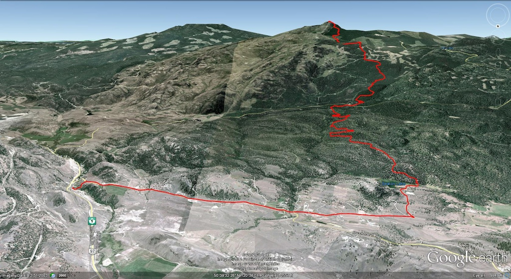 Greenstone Map
