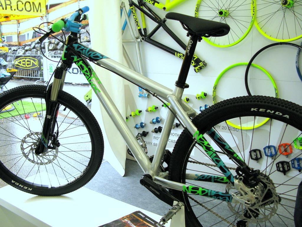NS Bikes - Eurobike 2012