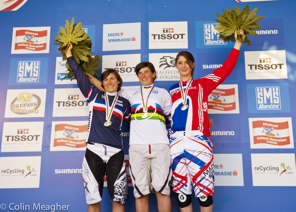 Women s Elite Podium