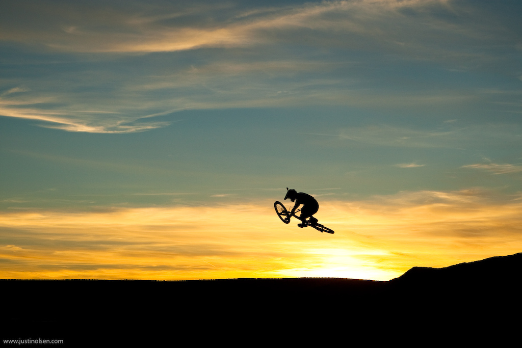 Can t go wrong with the sunset silhouette shot
