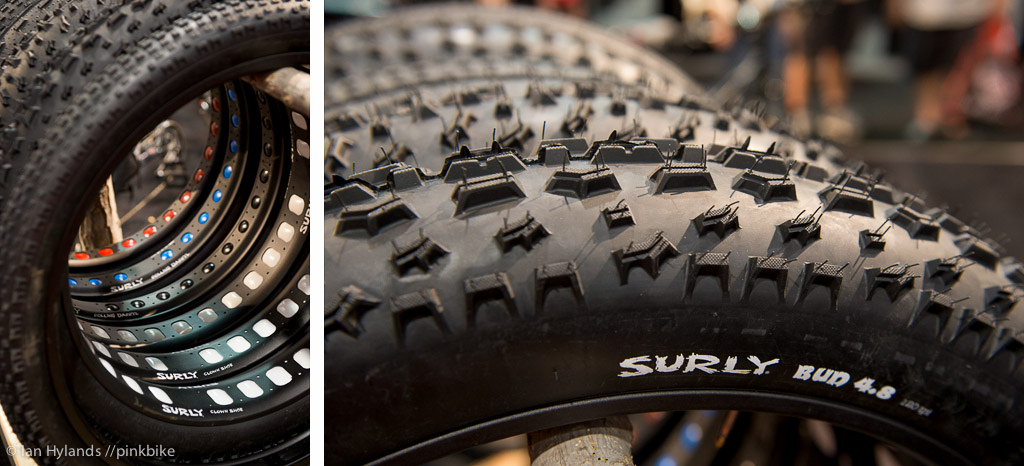 Fat Bikes need fat tires and fat rims
