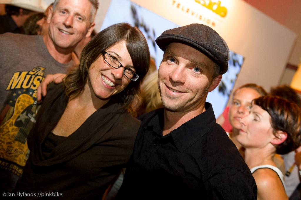 Kelly Sherbinen and Darren Butler