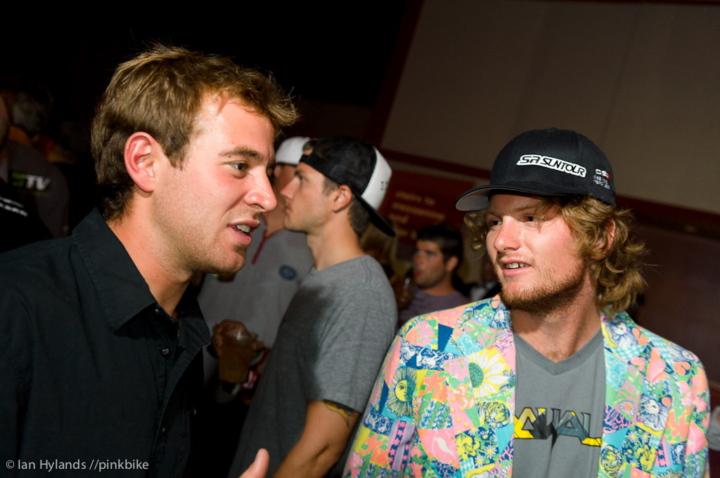 Kurt Sorge and Garrett Buhler