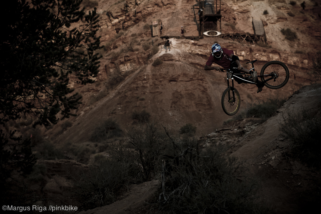 Martin Soderstrom is the king of whips.