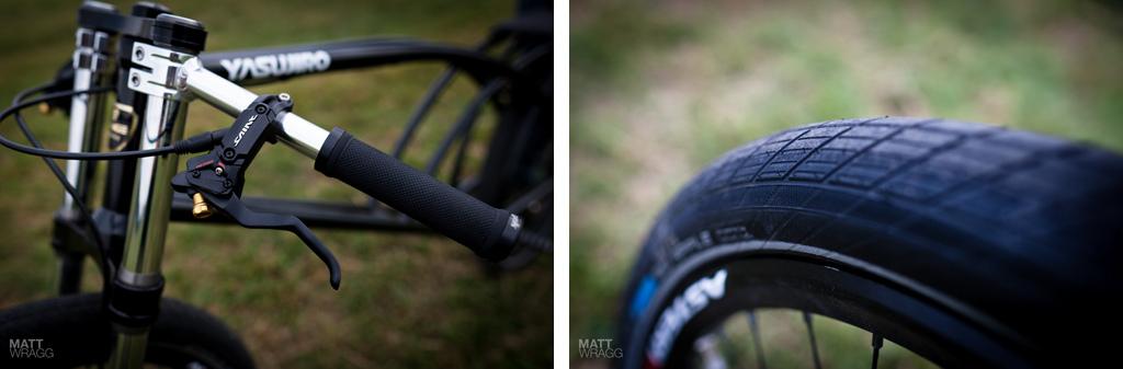 Yasujrio Speedbike details 1