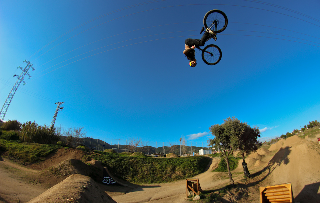Andreu Lacondeguy - Filming for the new DL video  Stay tuned for more: http://www.facebook.com/CPGANG