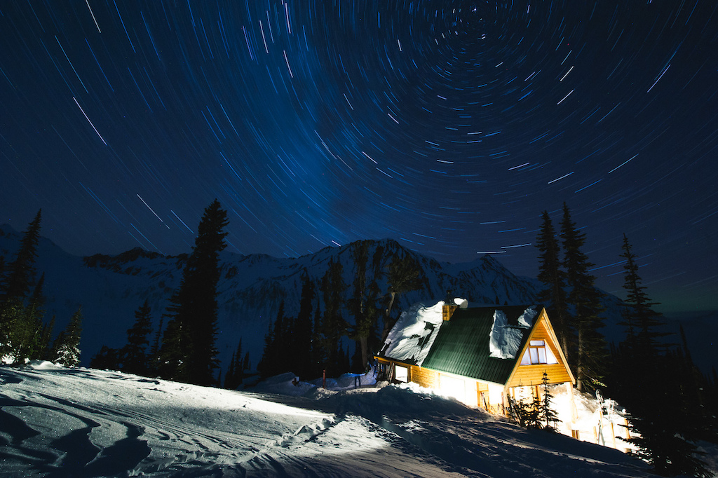 An amazing ski trip up to the Fairy Meadows Hut in the Northern Selkirks of British Columbia.