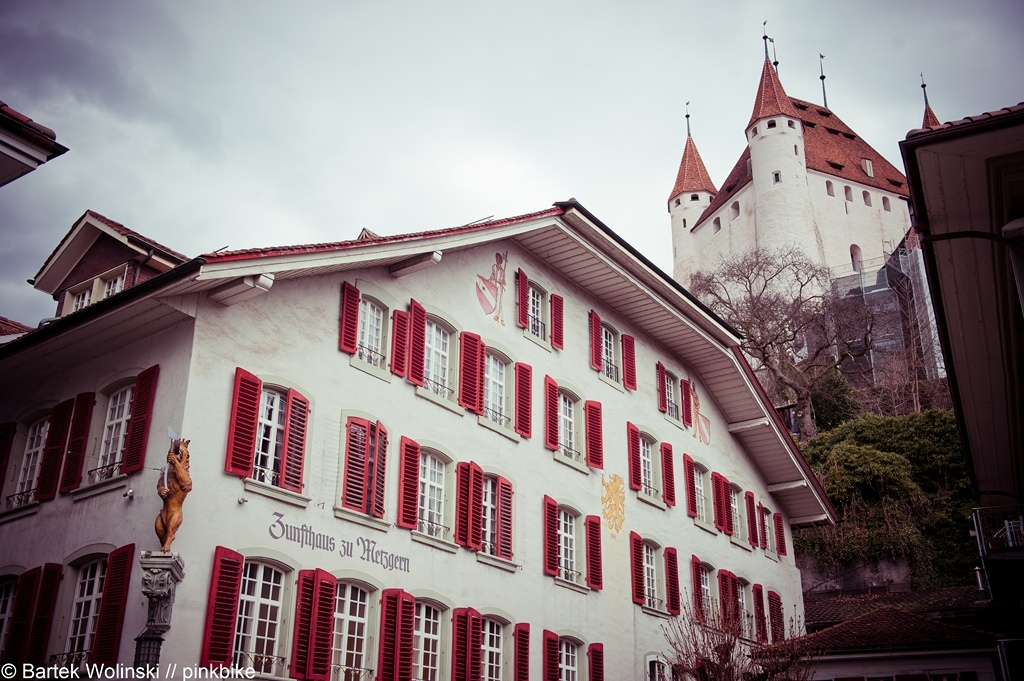 Thun is just an amazing place for the FMB World Tour contest